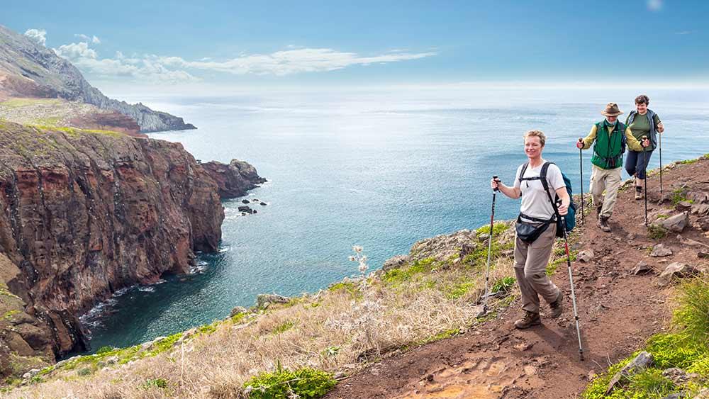 Wanderung auf Madeira