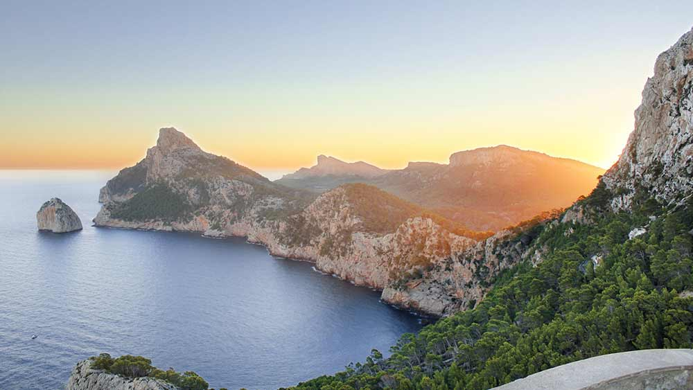 Mallorca Küste