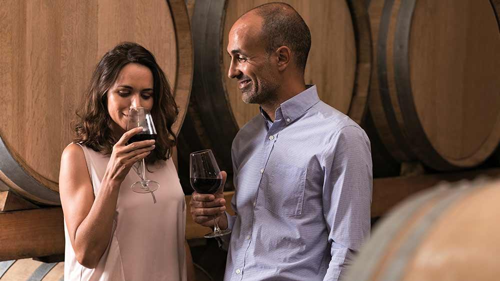 Wein genießen in Portugal